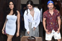 Sonam Kapoor's Star-Studded 34th Birthday Party; See Pictures