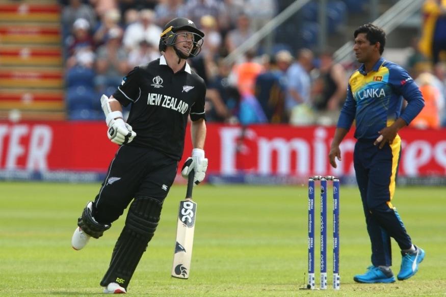 In Pics, New Zealand vs Sri Lanka, Match 3 at Cardiff