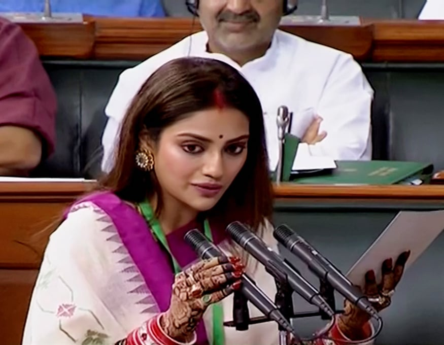 Nusrat Jahan Admitted to ICU in Kolkata Hospital After Developing Breathing Problem
