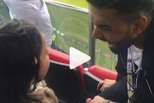 'Partners in Crime' Ziva Dhoni, Rishabh Pant Have a Blast at India vs Pakistan, Video Goes Viral