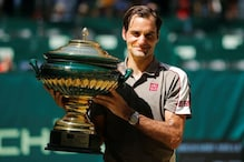 Sets Me Up Nicely: Federer Looks to Wimbledon After Winning 10th Halle Title