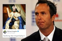 ICC Had the Perfect Response to Michael Vaughan Complaining About 'King' Kohli Sketch
