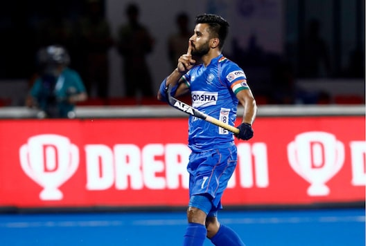 Manpreet Singh (Photo Credit: Hockey India)
