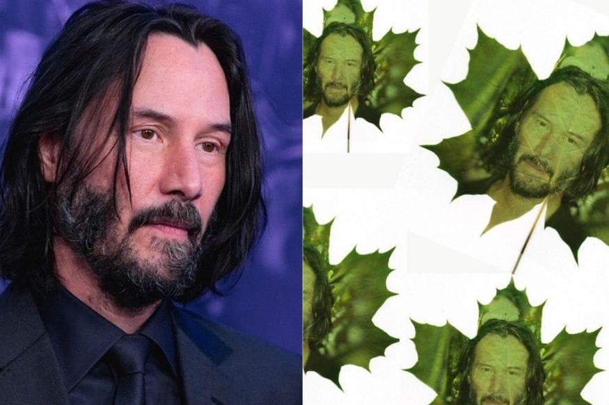 From Keanu Leaves to Keanu Reads, Keanu Reeves Puns Are