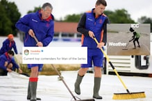Twitter Was Flooded With Memes After Rain Washed Out India-New Zealand Match