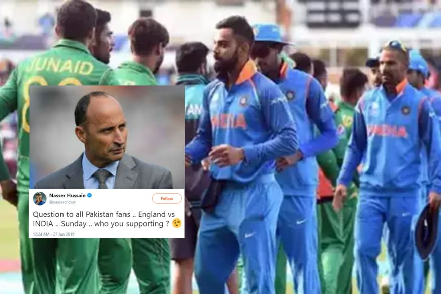 Not Just Indians, Even Pakistani Fans are Cheering for Kohli's Team in England World Cup Clash