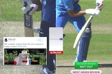 Rohit Sharma's Cheeky Tweet Makes His Feelings Clear on Controversial Third Umpire Decision