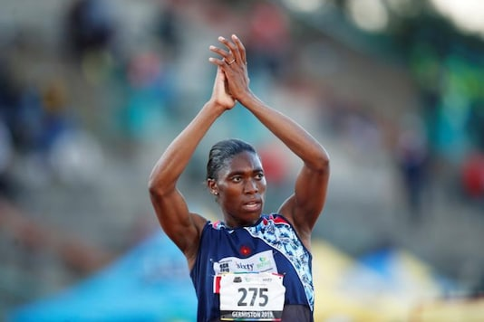 Caster Semenya is Olympic 800-meter champion (Photo Credit: Reuters)