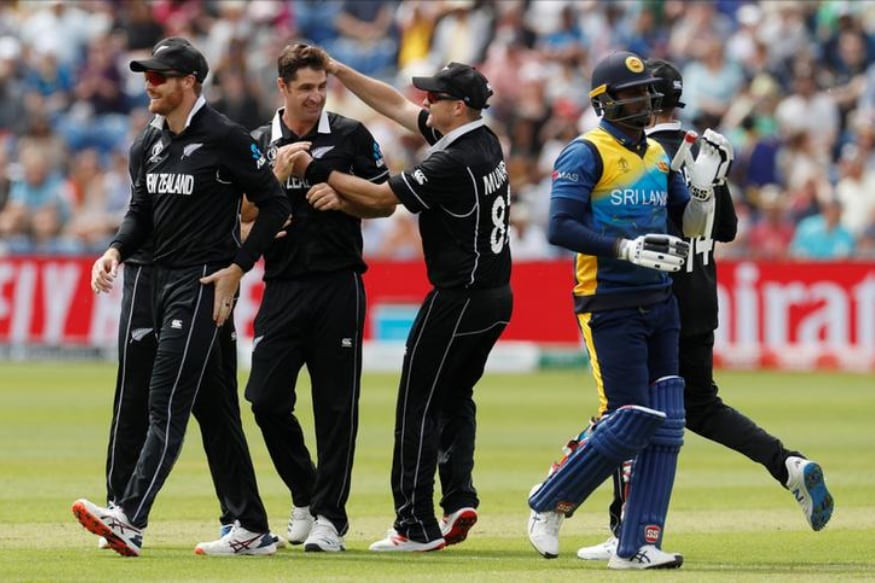 New Zealand bowl out Sri Lanka for 136 (Photo Credit: Reuters)
