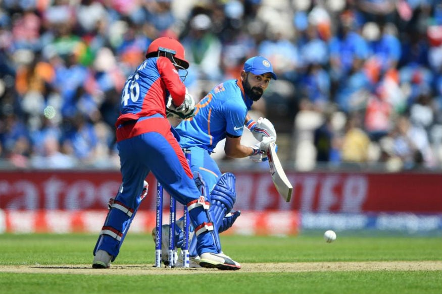 In Pics, India Beat Afghanistan in Southampton