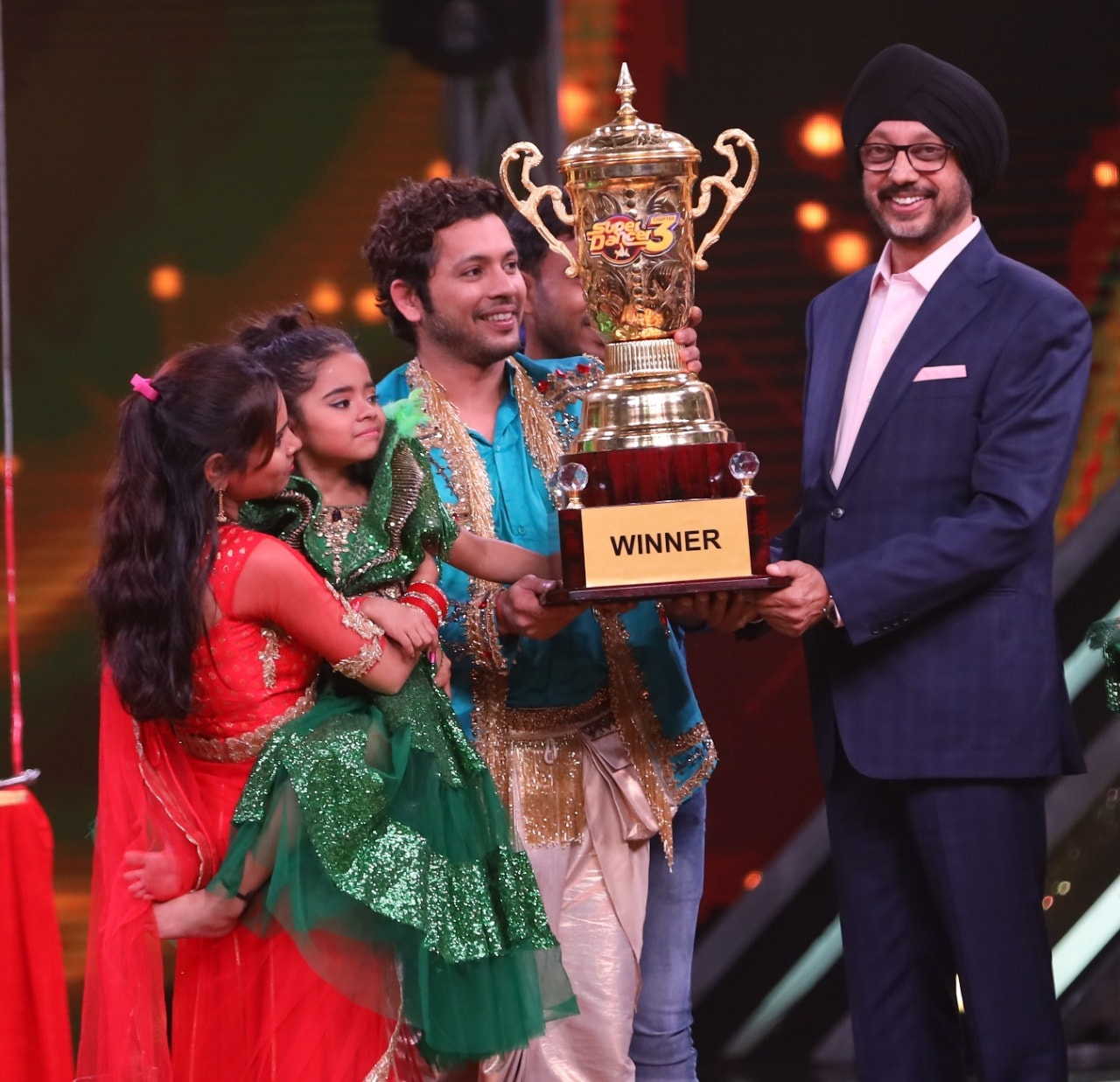 Super Dancer 3 Finale: Rupsa Batabyal Wins Show, Marches Away With