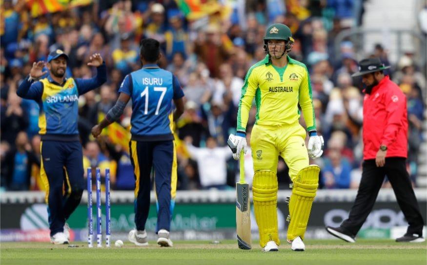 In Pics, Australia vs Sri Lanka at The Oval