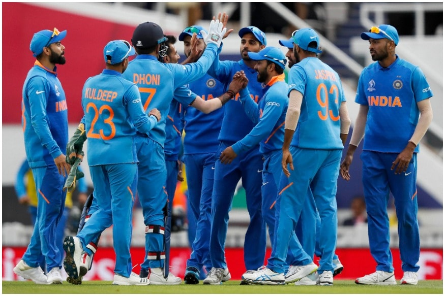 In Pics, ICC World Cup 2019, India Register Convincing Win Over Australia