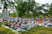 China Observes International Yoga Day with Low-key Events Due to Covid-19, Standoff with India