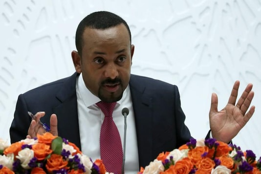 File photo of Ethiopia Prime Minister Abiy Ahmed. (Reuters)