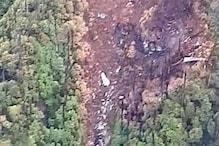 IAF Retrieves All Members of Rescue Team Stuck at AN-32 Aircraft Crash Site in Arunachal Pradesh