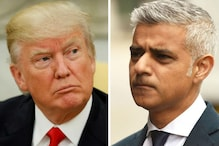 London Mayor Sadiq Khan Calls US Prez Donald Trump a 'Poster Boy For The Far-right'