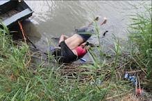 Photo of Drowned Migrant Dad & Daughter at US-Mexico Border Sparks Outrage