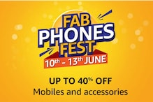 Amazon Fab Phones Fest: Offers on OnePlus 6T, iPhone X, Xiaomi Mi A2 and More