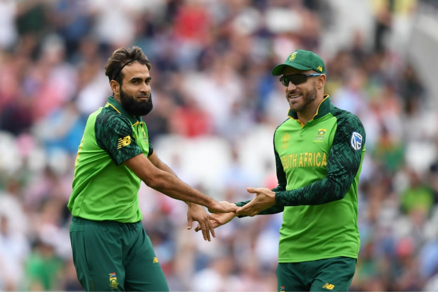 ICC World Cup 2019 | Tahir Has Single-handedly Made Us a Strong Side in Last Two Years: Du Plessis