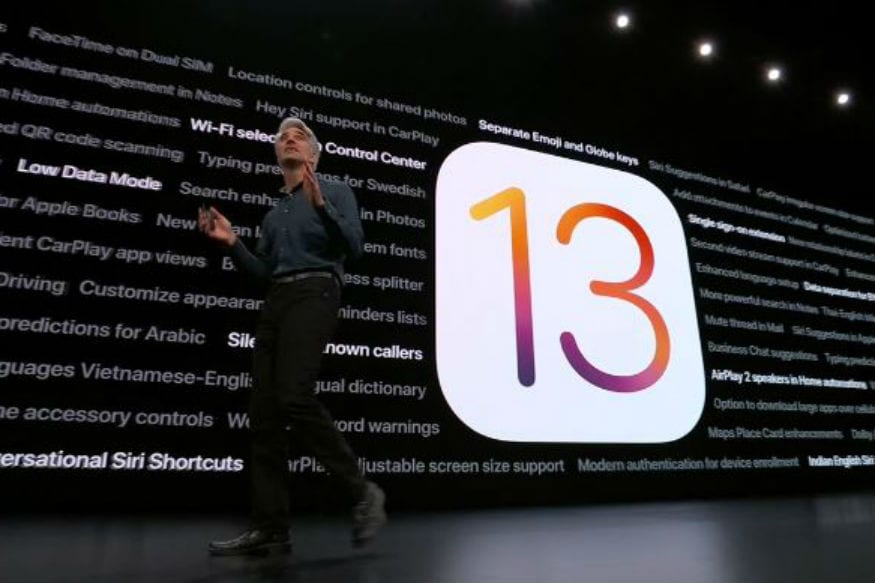 Apple iOS 13 will Restrict How Many Apps Access Data in Background