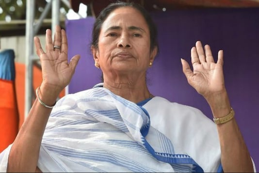 File photo of West Bengal Chief Minister and TMC supremo Mamata Banerjee.