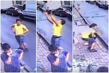 Algerian Boy, 17, Catches 2-Yr-Old Syrian Girl Falling from Second Floor in Viral Video