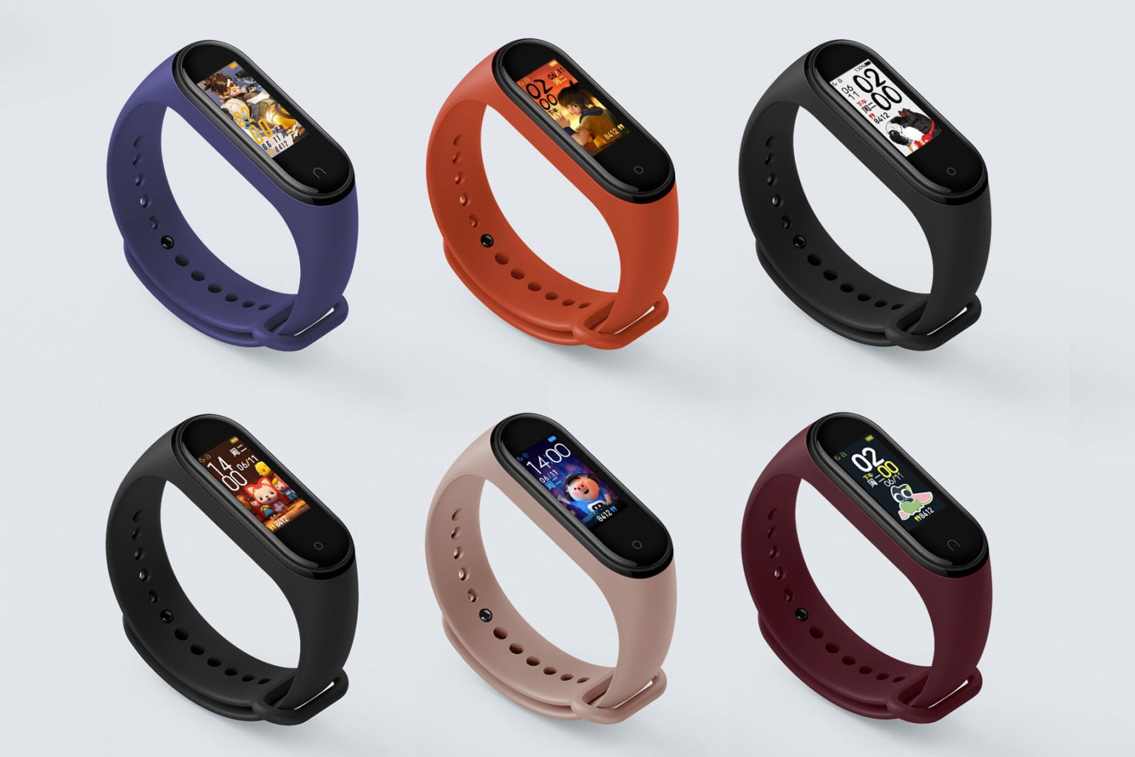 Xiaomi Mi Band 4 With Coloured AMOLED Display Announced