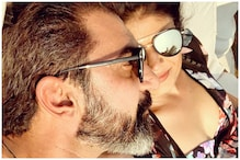 Actress Pooja Batra Finds Her Soulmate in Tiger Zinda Hai Actor Nawab Shah, See Pics