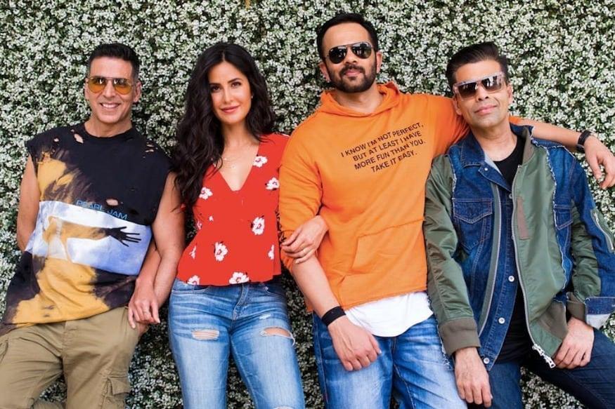 Katrina Kaif Reacts to Reuniting With Akshay Kumar in Sooryavanshi After a Gap of 9 Years