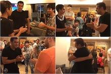 Salman Khan Plays Red Hands With Nephews Arhaan, Nirvaan, Ayaan in These Hilarious Videos