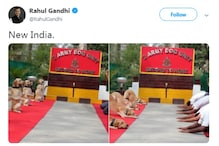 Rahul Gandhi Shares Photo of Dogs Doing Yoga and Calls it 'New India', No One Knows Why