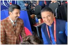 Sunil Gavaskar Gets Into Shammi Kapoor Mode While Dancing to Badan Pe Sitare With Ranveer Singh