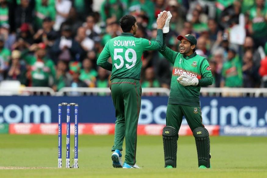 In Pics, Australia Defeat Bangladesh in Nottingham