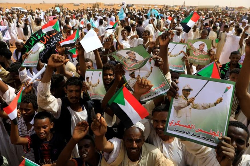 Sudan's Main Opposition Coalition Agrees to Ethiopia-Mediated Draft Agreement on Govt Structure