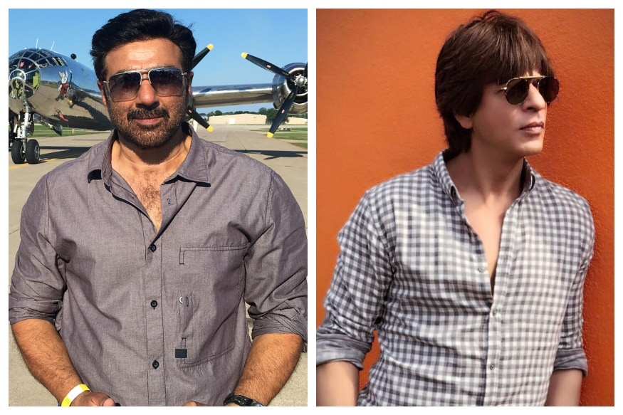 Sunny Deol Didn't Speak to Shah Rukh Khan for 16 Years After He Played a Glorified Villain in Darr