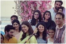 Sushmita Sen Shares Fun Moments of Dancing with Daughters on Brother Rajeev Sen's Wedding