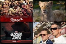 Trailers This Week: Hrithik Roshan Shines in Super 30, Simba is Back in The Lion King