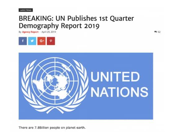 women UN report factcheck