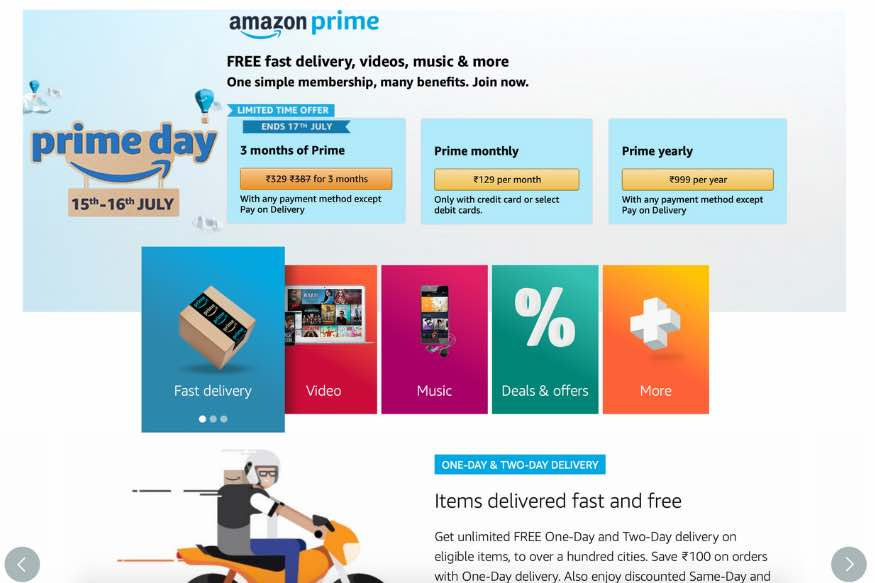 Amazon Prime Subscription At Rs 499 Per Year Here Is How To Get The Deal Tech Review Wale