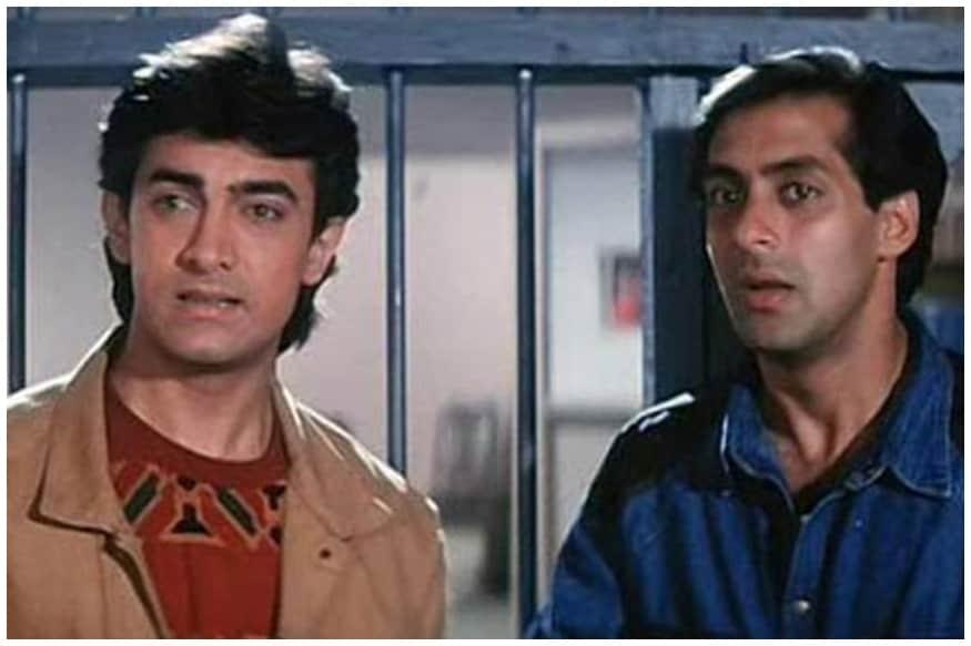 Twitter Celebrates 25 Years of Aamir and Salman Khan's Cult Comedy Andaz  Apna Apna