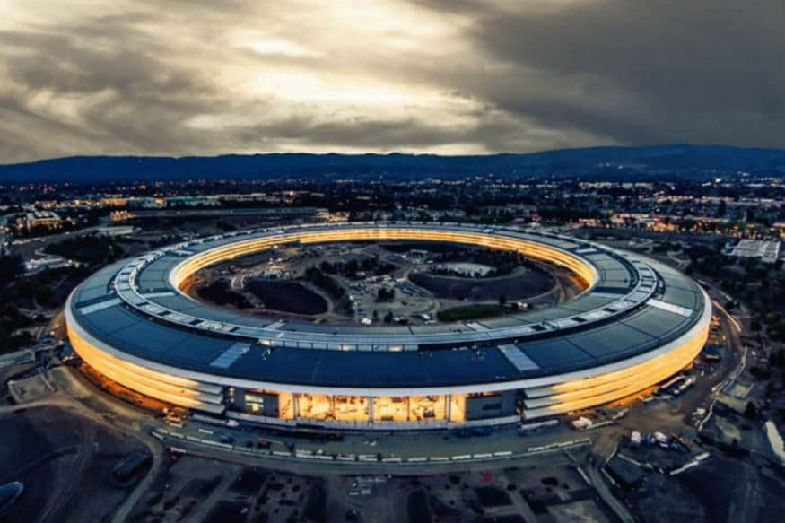 Apple's Global HQ, Apple Park, is Worth 28 Times the Cost of Chandrayaan-2