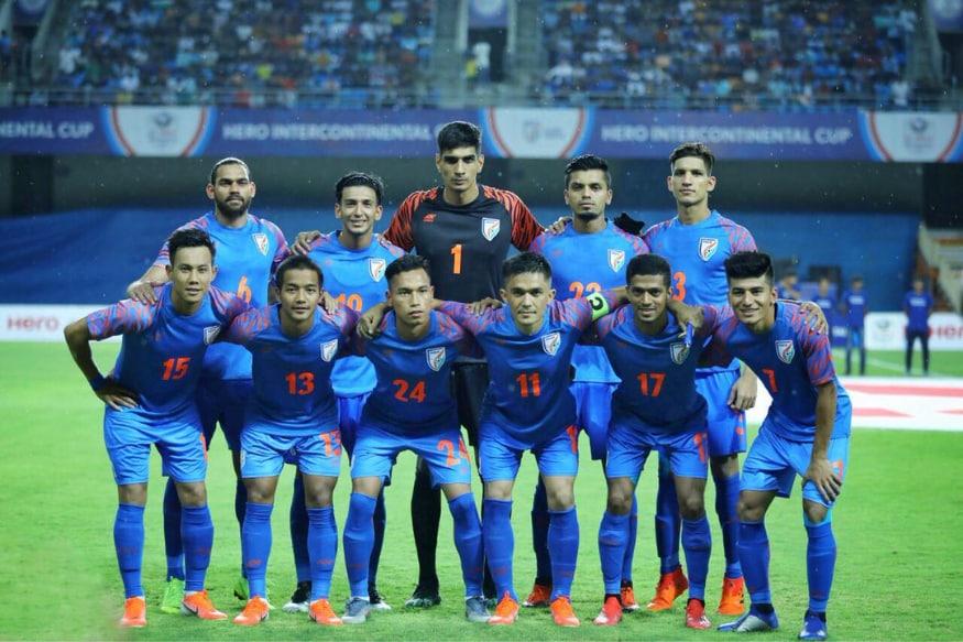 India vs North Korea, Intercontinental Cup 2019 HIGHLIGHTS