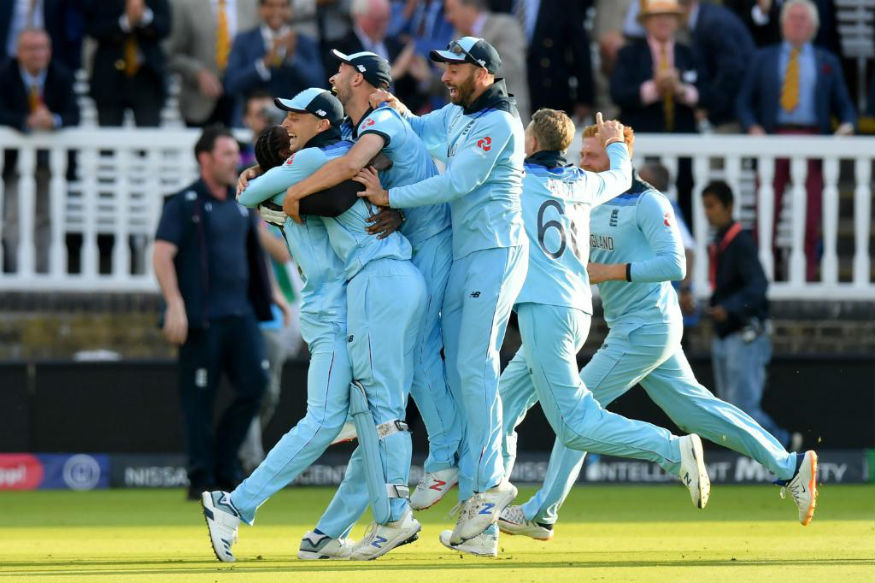 England vs New Zealand , ICC World Cup 2019 Final at Lords Highlights: England Win Super Over Despite Tie, Lift World