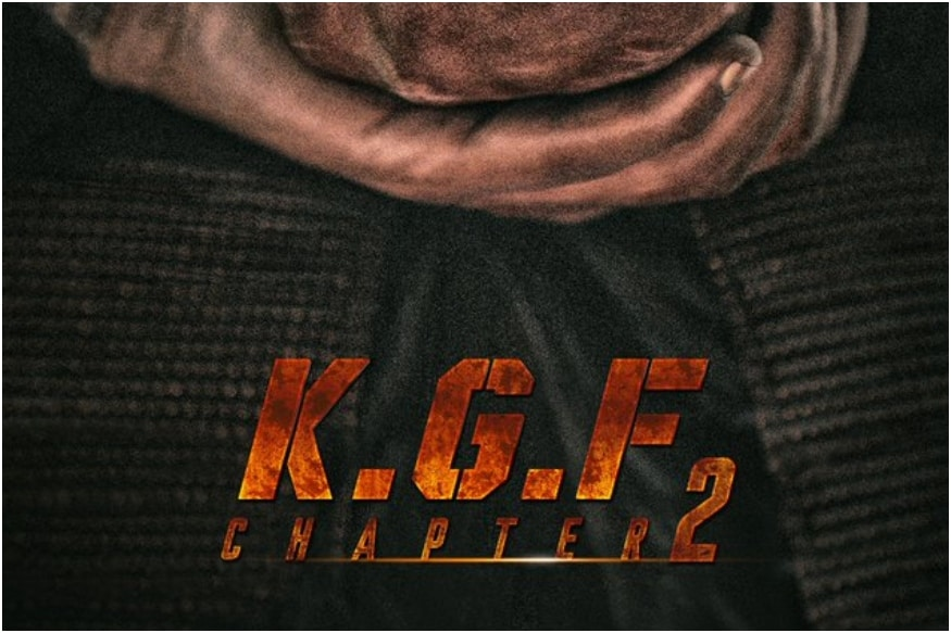 KGF Chapter 2 Makers Reveal Their New Character Named Adheera