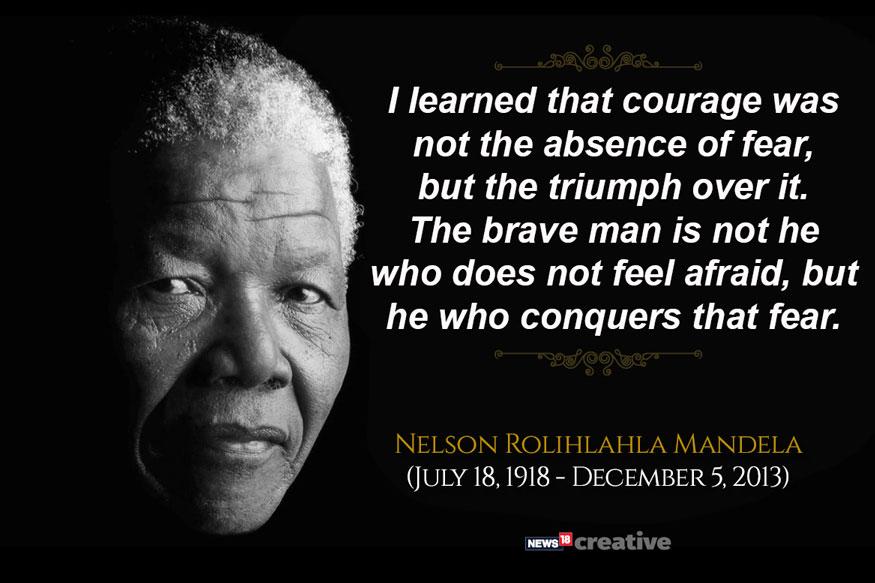 Nelson Mandela Birth Anniversary 10 Greatest Quotes To