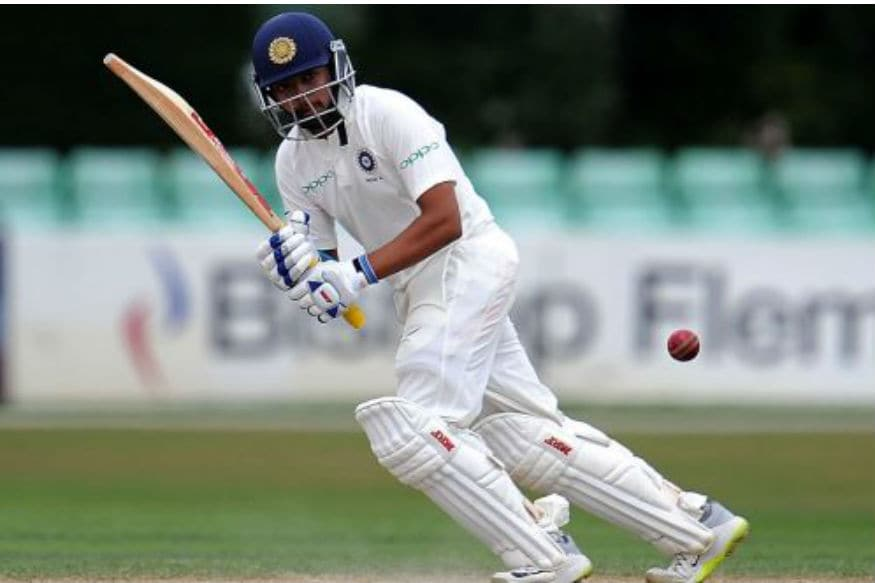 India vs New Zealand Live Score, 1st Test Match at Wellington, Day 1: Shaw Departs For 16