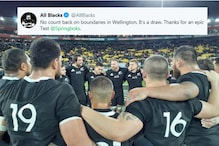 It's a Draw, Again! New Zealand Take Witty Dig at Cricket World Cup After Rugby Final