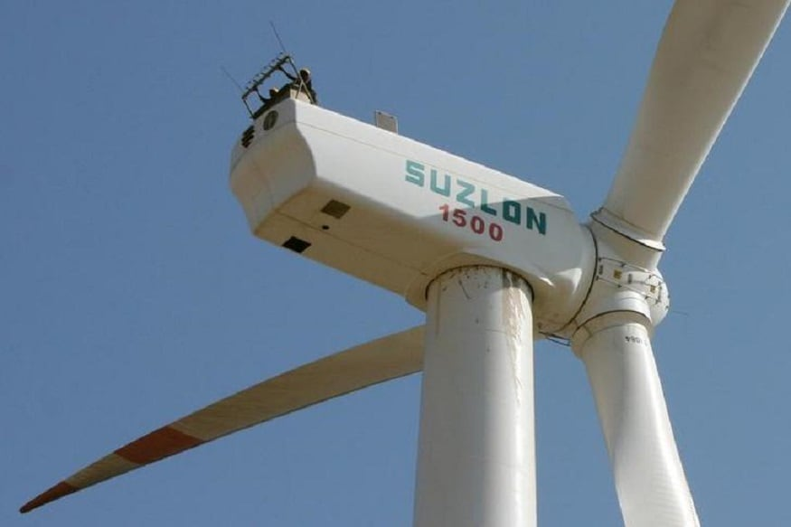Suzlon Energy Shares Tumble 8.6% After Company Defaults on Bond Payments