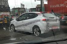 Upcoming Tata Altroz Premium Hatchback Spied Disguised Ahead of Launch